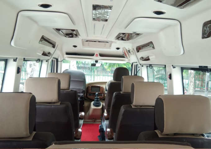 Hire 9 1 Tempo Traveller From Delhi